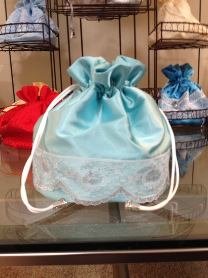 SEWING BY LINDA Summerville, SC Evening/bridal bags